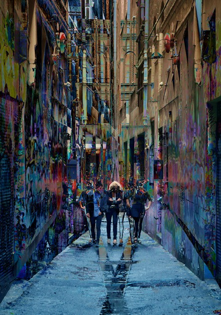 Melbourne Alley
